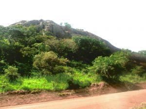 Ibuje Hills